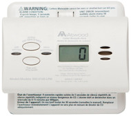 Atwood Carbon Monoxide Alarm/Detector - Single - White