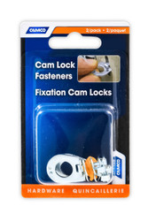 Camco Cam Lock (Water Heater), Steel 2/card
