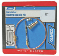 """Camco Water Heater or Furnace Thermocouple Kit 12"""""""