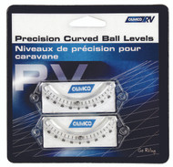 Camco Level - Precision Curved Ball, 2 per card