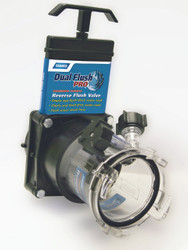 Camco RV Sewer Reverse/Dual Flush Pro w/Gate Valve