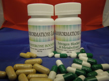 Testosterone Booster & Estrogen Blocker Pack