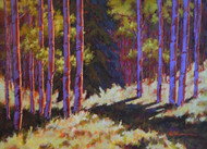 """Aspen Afternoon"" Coni Grant 17x23"