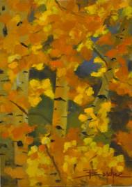 """""""Autumn Light"""" by Terri Sanchez 5x7"""