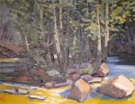 """Aspen Grove"" George Coll 11x14"