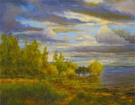 """""""Autumn Sonata"""" Lyse Dzija 11x14"""