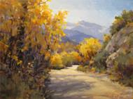"""Endovalley Autumn"" Margaret Jensen 11x14"