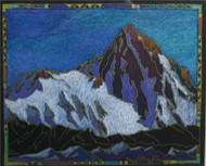 """Treasure of the Rockies, Mt. Sneffels"" Lou Renner 16x20"