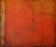 """""""Portal To The Past"""" by Karen Barnett 34x40"""
