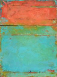 """""""Writing Letters"""" by Karen Barnett 36x48"""