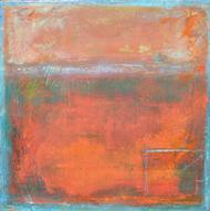 """""""Peace Within"""" by Karen Barnett 20x20"""