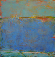 """Sea Song"" by Karen Barnett 30x30"