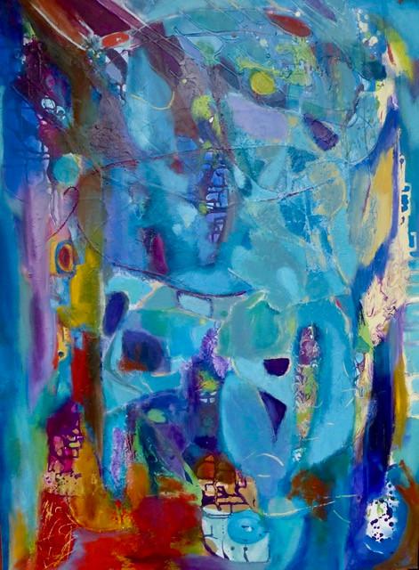 """Suite"" by Laura Brenton 30x40"