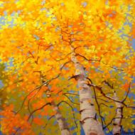 """""""Golden Leaves"""" Stanislav Sidorov 24x36"""
