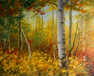 """Colors of the Season"" Stanislav Sidorov 24x30"