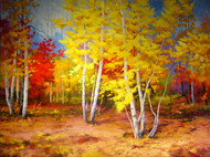 """Nice Day, Oktober"" Stanislav Sidorov 36x48"