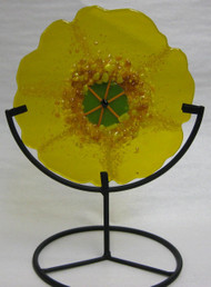 """Yellow Lollie Poppy"" by Anne Nye"