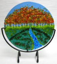 """Riverside Miniscape"" by Anne Nye"