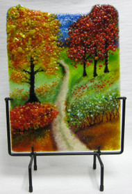 """Autumn Path"" by Anne Nye"