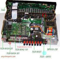 Pioneer VSX-1020-k parts