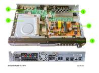 LG LHB535 Parts:EAZ54850490,EAX61361201,EAX61353903,EAY60911902