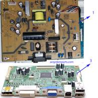 """Dell U21312HM 23"""" LCD Monitor parts"""