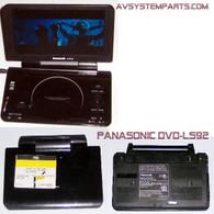 Panasonic dvd-ls92 parts