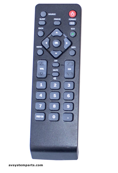 Eco Product Remote Control Avsystemparts Com