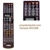YAMAHA REMOTE CONTROL TRANSMITTER RAV358