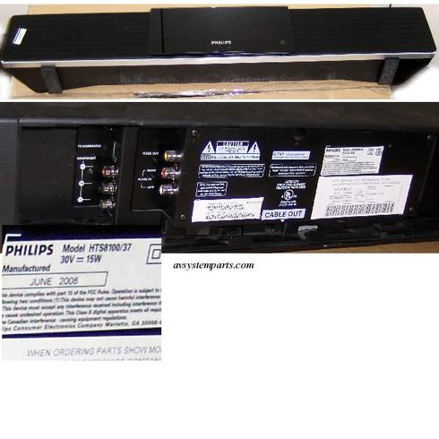 Philips HTS8100/37