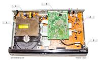 Toshiba D-R410 parts