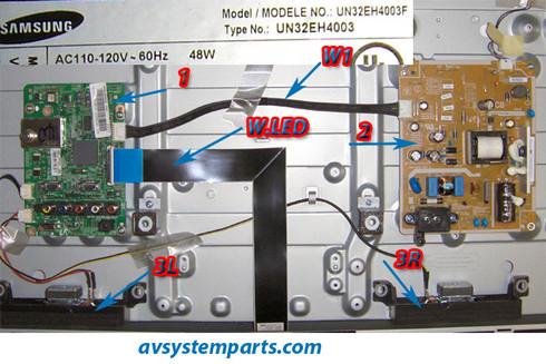 samsung tv model un32eh4003f. tv samsung un32eh4003f power supply. see 1 more picture tv model un32eh4003f u