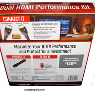 Dual Monster HDMi Performance Kit