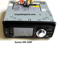 Sumas SM-30BT Car DVD player