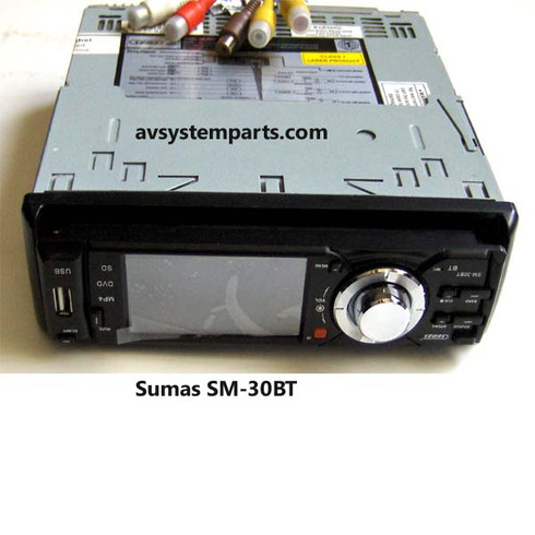 Sumas SM-30BT Car DVD player