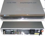 lg rc797t super multi dvd vhs recorder 1080i hdmi w tv tuner rh avsystemparts com LG DVD VCR Combo LG DR1F9H DVD Recorder Manual