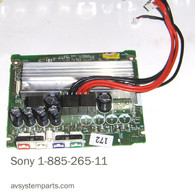 Sony Amplifier P/N 1-885-265-11
