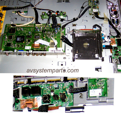 Philips TV 32HF7544D/27 Main Board