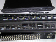 GVI GV-MUX16TC, 16 Channel Color  Triplex Multiplexer
