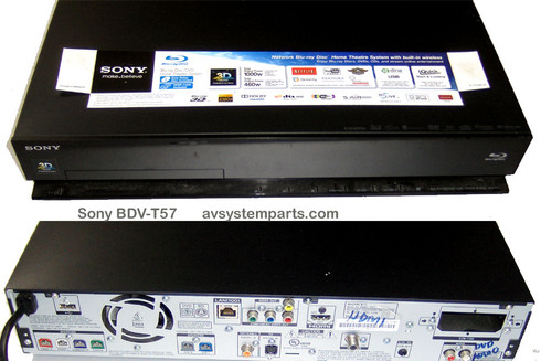 Sony HBD-T57 Home Theater System Player