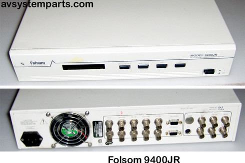 Folsom Research 9400JR Autosync Video Converter