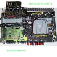 Denon AVR-1912 parts