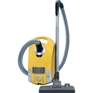 Miele Compact C1 Celebration Canister Vacuum