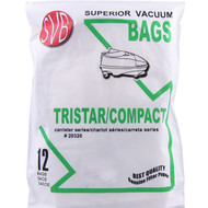 TriStar Compact Vacuum Cleaner Bags  12pk