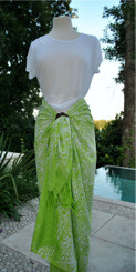 Green Mix Sarongs