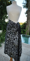 Black Mix Sarongs