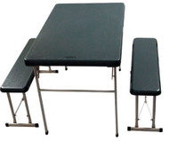 Oztrail Lifetime Sports Table FBM ST4 A Picnic Camping Bench Chair Camp Seat
