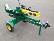 25 Ton Wood Splitter Pull Start