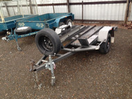 3 Unit Motorbike Trailer - Single Axel