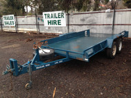 Car Carrier Hire Trailer
